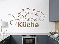 Wandtattoo Sterne Küche | Bild 2
