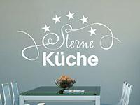 Wandtattoo Sterne Küche | Bild 3
