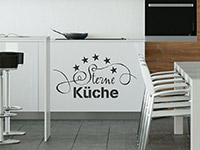 Wandtattoo Sterne Küche | Bild 4