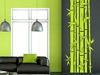 Wandtattoo Bambusstangen | Bild 4