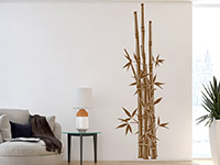 Wandtattoo Dekorativer Bambus | Bild 2
