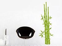 Wandtattoo Dekorativer Bambus | Bild 3