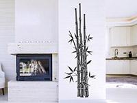 Wandtattoo Dekorativer Bambus | Bild 4
