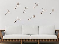 Zusatzsamen Set Wandbanner Pusteblumen | Bild 3