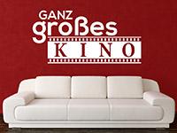 Wandtattoo Ganz großes Kino | Bild 4
