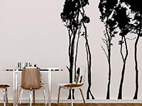 Wandtattoo Laubbäume | Bild 2