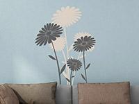 Wandtattoo Gänseblümchen | Bild 3
