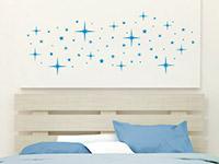 Wandtattoo Funkelnde Sterne | Bild 4