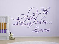 Wandtattoo Schlaf schön... | Bild 4