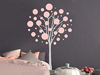 Wandtattoo Baum mit Luftblasen | Bild 3