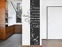 Wandbanner Café | Bild 2