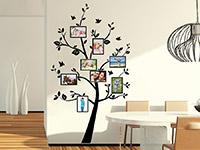 Wandtattoo Baum Fotorahmen | Bild 3