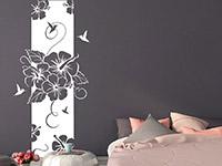 Wandbanner Hibiscus Blüte | Bild 2