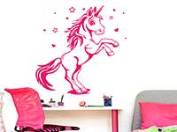 Wandtattoo Einhorn Unicorn | Bild 2