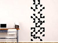 Wandtattoo Moderne Formensprache | Bild 3