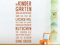 Wandtattoo Im Kindergarten | Bild 4