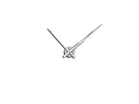 Wandtattoo Uhr Moderne Zeit Motivansicht