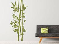 Wandtattoo Raumhoher Bambus | Bild 2