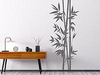 Wandtattoo Raumhoher Bambus | Bild 3
