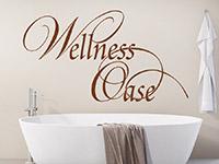 Wandtattoo Wellness Oase | Bild 3