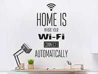 Wandtattoo Wi-Fi | Bild 2