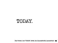 Wandtattoo Make Today Amazing Motivansicht