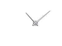 Wandtattoo Uhr All you need is time Motivansicht