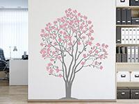 Wandtattoo Magnolien Baum | Bild 4