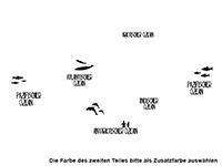 Wandtattoo Weltkarte für Kinder