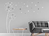 Wandtattoo Sternenblüten | Bild 4