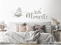 Wandtattoo Stille Momente | Bild 2