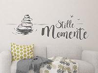 Wandtattoo Stille Momente | Bild 4