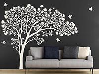 Wandtattoo Blütenbaum | Bild 3