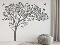 Wandtattoo Blütenbaum | Bild 4