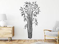 Wandtattoo Bambuspflanzen | Bild 2