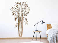 Wandtattoo Bambuspflanzen | Bild 3