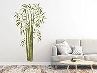Wandtattoo Bambuspflanzen | Bild 4