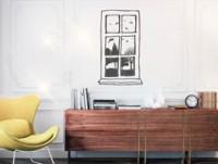 zauberhafte einh rner wandtattoos f r einhornfans. Black Bedroom Furniture Sets. Home Design Ideas
