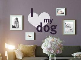 Dekoration Für Hundefans - Wandtattoos Rund Um Den Hund Deko Fr Die Wand