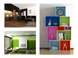 Wohnungsideen  Wandtattoos für jede Wohnung - Ideen zum Wohnen