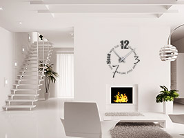 wandtattoos f r die luxuswohnung ideen von. Black Bedroom Furniture Sets. Home Design Ideas