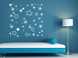 Muster An Der Wand Malen ~ Kreative Deko Ideen Und Innenarchitektur,  Wohnzimmer Design