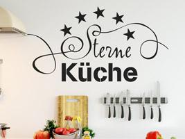 geschenke f r kochbegeisterte hobbyk che wandtattoos rund ums kochen. Black Bedroom Furniture Sets. Home Design Ideas