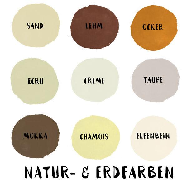 Naturfarben Zum Wohnen