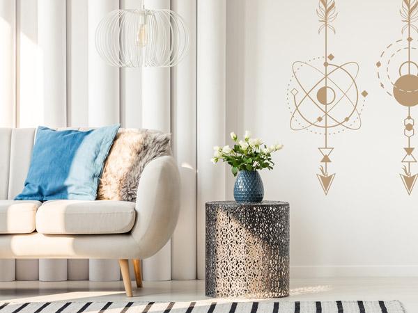 beige wohnideen naturfarben zum wohnen. Black Bedroom Furniture Sets. Home Design Ideas