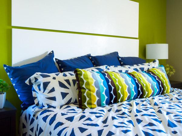 Farbtrend - Grün und Blau kombinieren - Tipps und Ideen