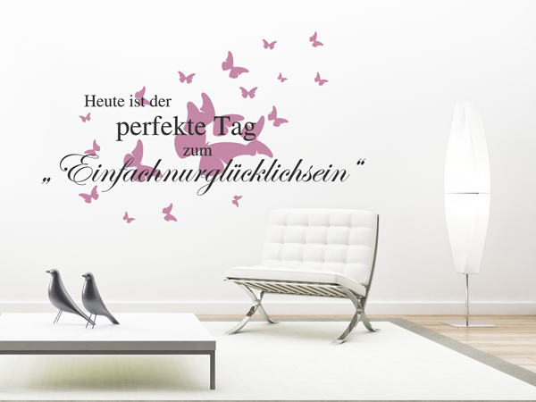 wandtattoo im standesamt stilvolle dekoration zur trauung. Black Bedroom Furniture Sets. Home Design Ideas