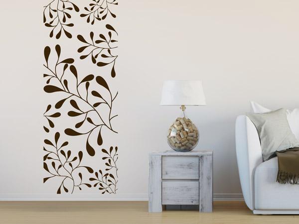 wandtattoo im ethno look ideen f r die ethno deko. Black Bedroom Furniture Sets. Home Design Ideas