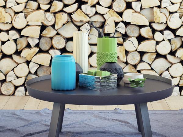 farbtrend gr n und blau kombinieren tipps und ideen. Black Bedroom Furniture Sets. Home Design Ideas