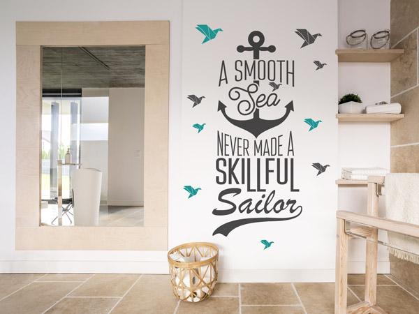 Maritime Wanddekoration Tipps Und Ideen Wandtattoo De